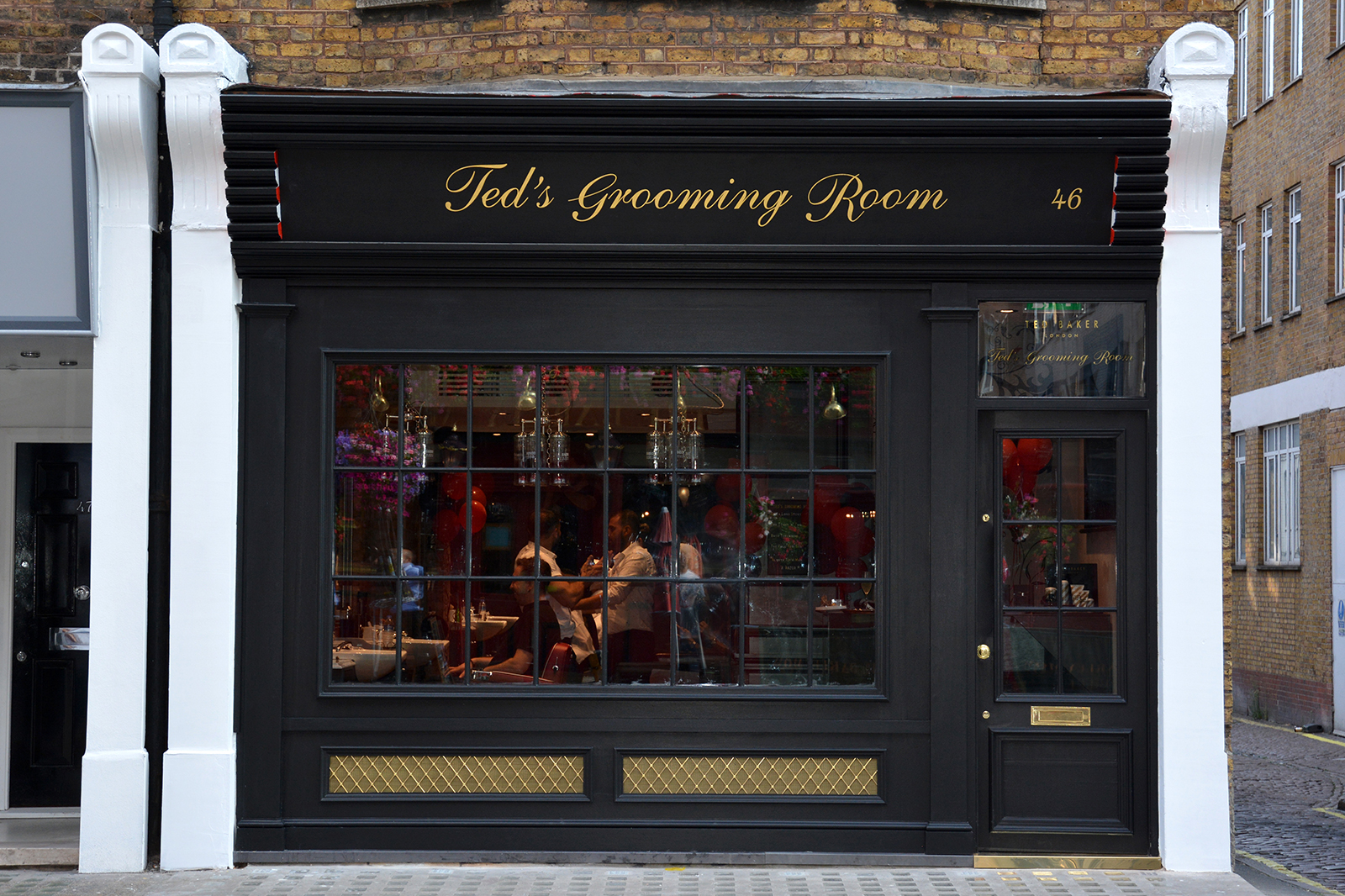 TED OPENS NEW STORE JUST OFF BAKER STREET – DORSET STREET