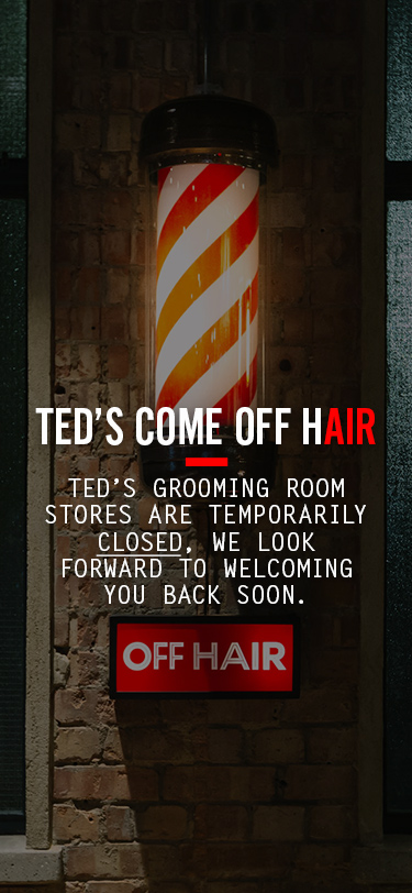 Ted's Come Off Hair