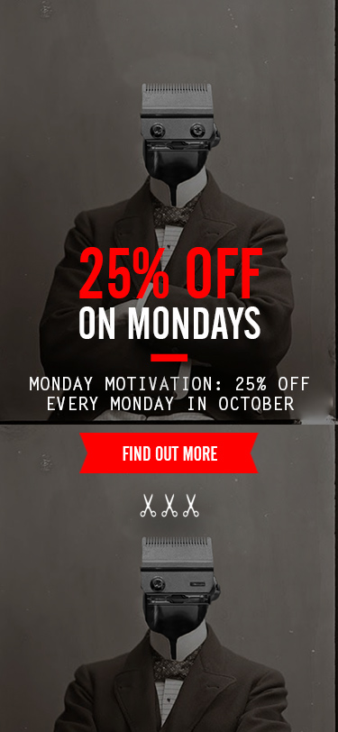 Best barbers in london Monday motivation - mobile image