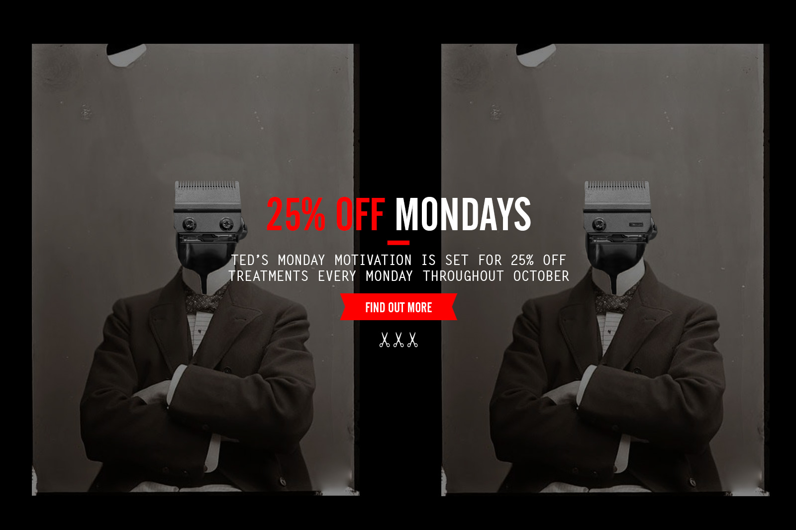 Best barbers in london Monday motivation