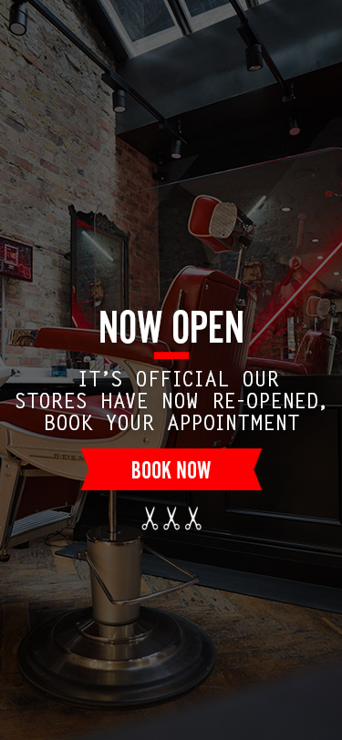 Best barbers in London now open - mobile image