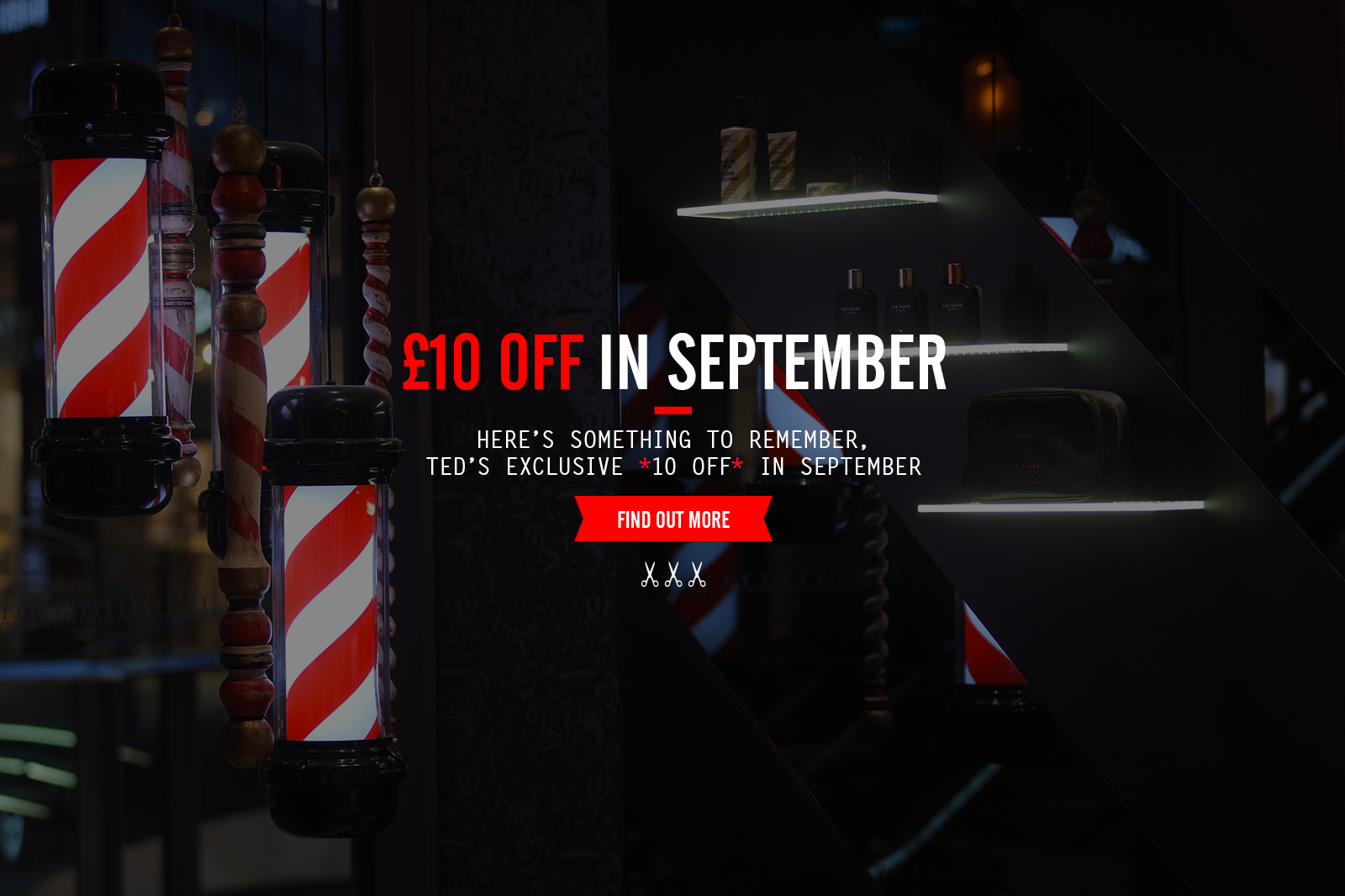 Best barbers in london trim out to help out