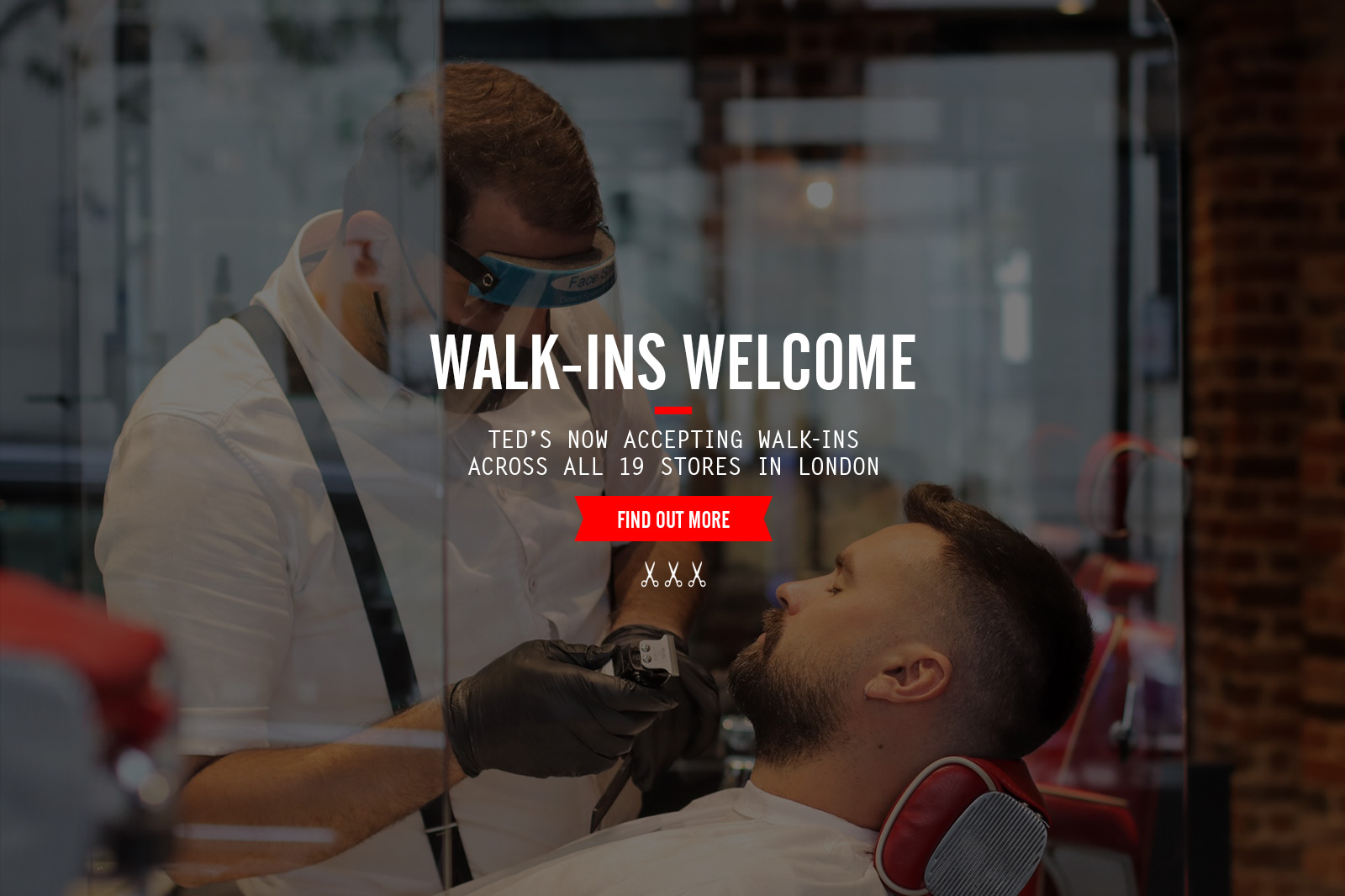 Best barbers in london walk-ins welcome