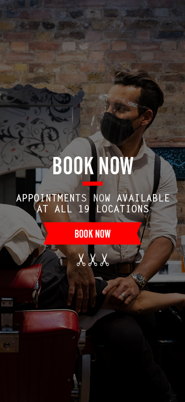 Best barbers in london - mobile image