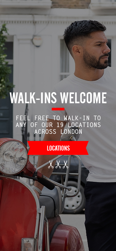 Walk-ins Welcome - mobile image