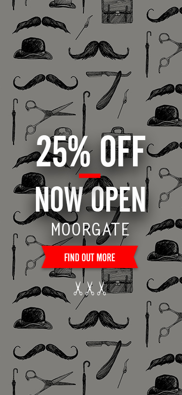 Moorgate Store Now Open