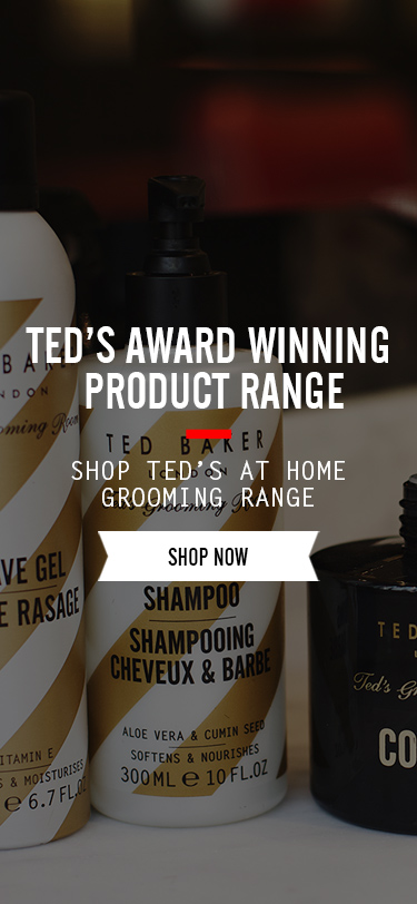 Ted's Award Winning Product Range