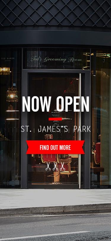 Now Open - St James's Park